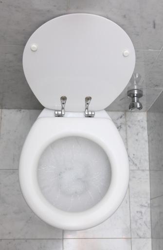 fuite d'eau wc