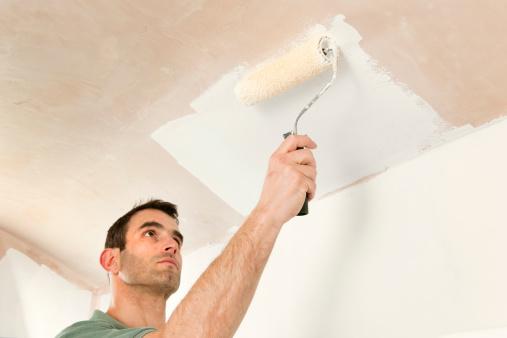 repeindre-son-plafond