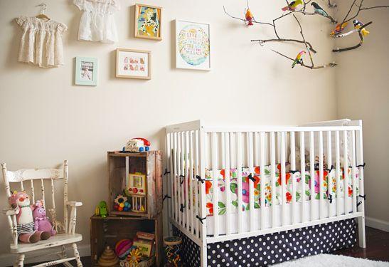Bébé : 5 idées pour aménager une toute petite chambre