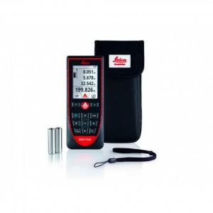 Le Lasermètre Disto, très pratique pour prendre  les mesures